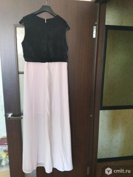 Новое шифоновое  летнее платье фирмы Miegofce L (44-46). Фото 6.