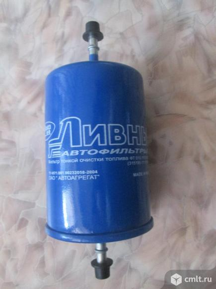 Фильтр топливный Газель. Фото 1.