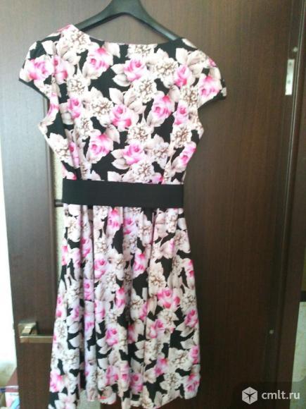 Новое платье размер 4XL (54-56). Фото 4.