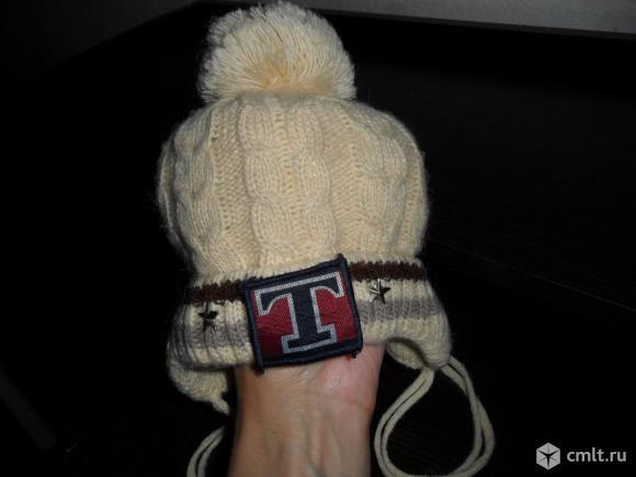 Зимняя шапка с мехом внутри (0+). Фото 1.