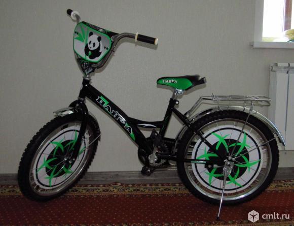 Новый подростковый велосипед.. Фото 1.
