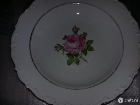 """Сервиз чайный """"Роза"""". Фото 8."""