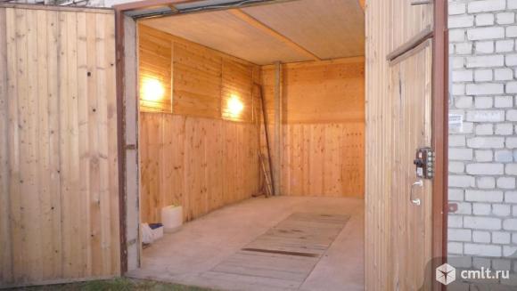Капитальный гараж 25 кв. м Учстрой