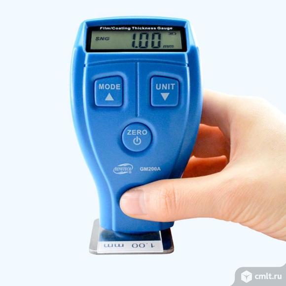 Толщиномер ЛКП GM-200А. Фото 1.