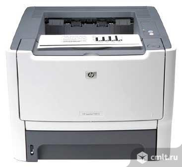 Принтер лазерный HP LaserJet 2015d
