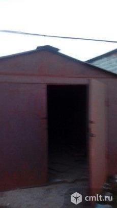 Металлический гараж 20 кв. м Север