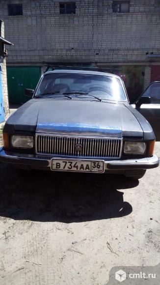 ГАЗ 3102-Волга - 1986 г. в.. Фото 1.