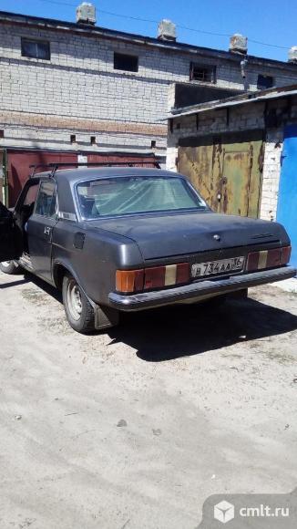 ГАЗ 3102-Волга - 1986 г. в.. Фото 5.