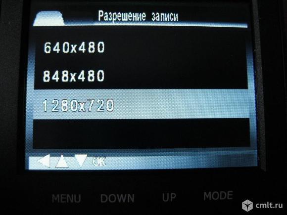 Видеорегистратор автомобильный HD DVR-027. Фото 3.