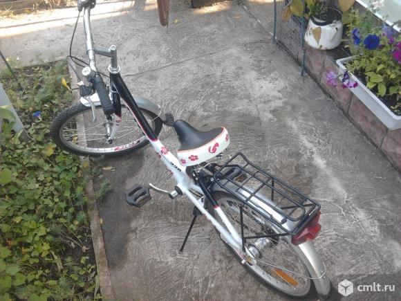 Детский велосипед Stels Pilot 220 Girl. Фото 1.