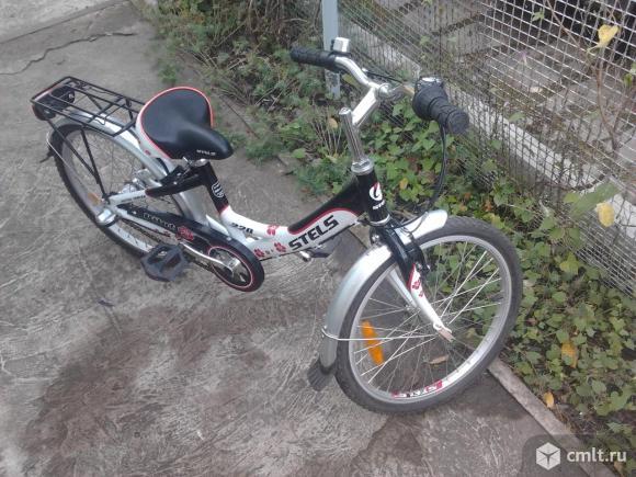 Детский велосипед Stels Pilot 220 Girl