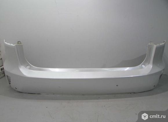 Бампер задний под парктр. + кронштейн правый LEXUS RX 350 15- б/у 5215948921 5257548050 3*. Фото 1.