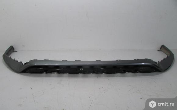 Накладка бампера переднего LEXUS RX 350 12- б/у 5210248010 5211748030 3*. Фото 1.