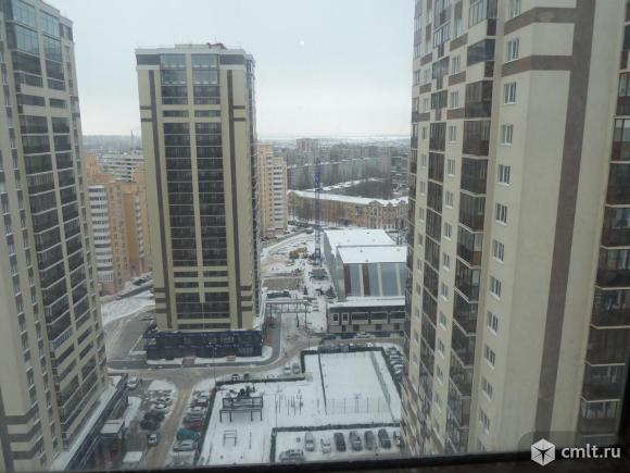 Ворошилова ул., ЖК Пять звезд. Двухкомнатная квартира