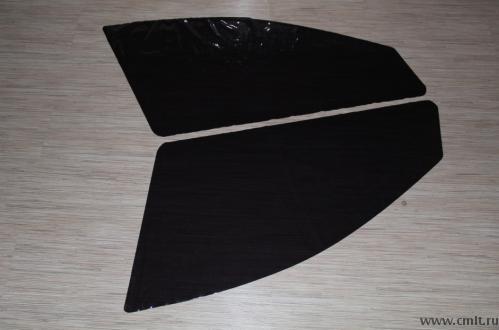Съемная тонировка (силиконовая) на Hyundai Elantra