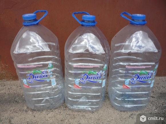 Баклажки для воды. Фото 1.