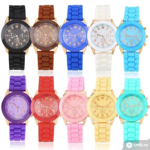 Часы женские Geneva новые. Фото 1.