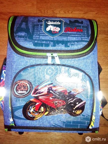 Школьные рюкзаки новые. Фото 1.