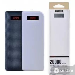 Power Bank Remax Proda 20000 mAh новые беспл. дост.. Фото 1.