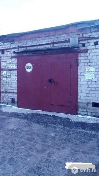 Капитальный гараж 21 кв. м Химик. Фото 1.