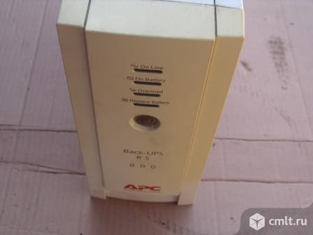 Продам АРС- 800 блок бесперебойник. Фото 1.