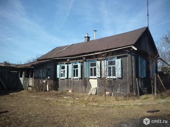 Дом 40 кв.м на участке 30 сот.. Фото 1.