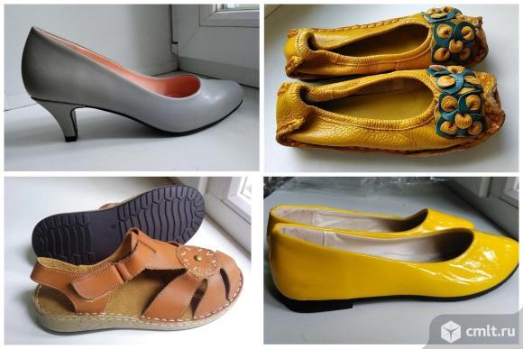 Женская обувь р.37. Фото 1.