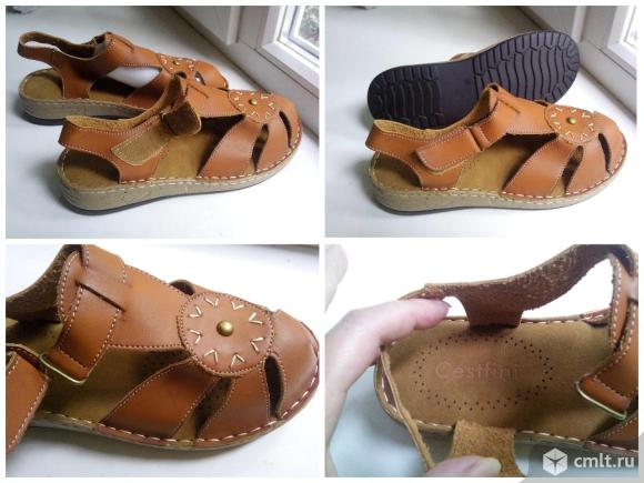 Женская обувь р.37. Фото 6.