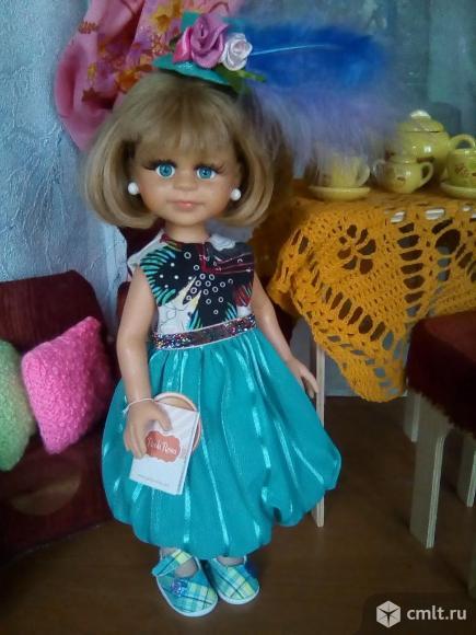 Кукла новая.Паула Рейна  .рост 34 см.