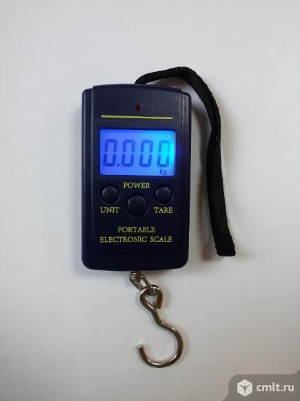 Весы безмен электронные