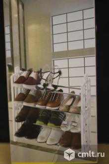 Стойка Для Обуви Stackable Shoe Rack новые. Фото 1.