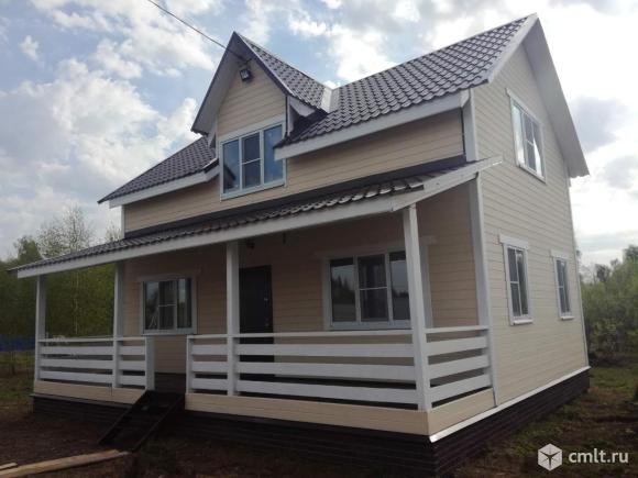 Продается: дом 115 м2 на участке 15 сот.