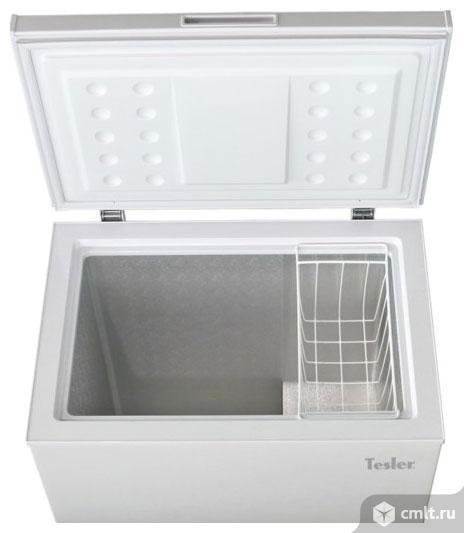 "Новая морозильная камера (ларь) ""Тesler"" CF-150 (165 л). Фото 2."