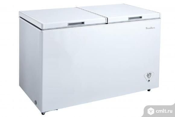 """Новая морозильная камера """"Тesler"""" CF-350.(350л). Фото 1."""