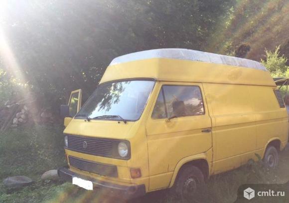 Фольксваген транспортер 1985г стоимость яндекс драйв транспортер