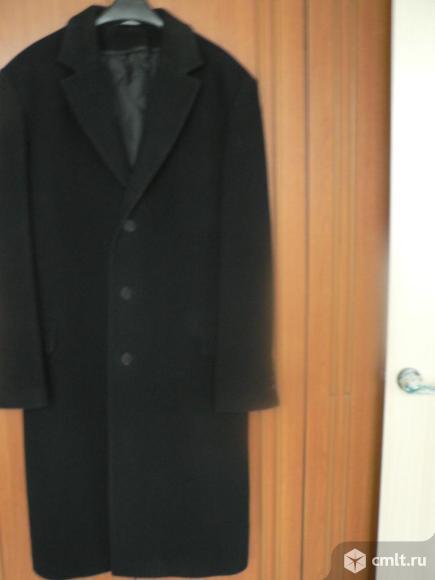 Пальто кашемир.. Фото 1.