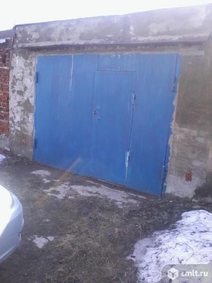 Капитальный гараж 23 кв. м. Фото 1.
