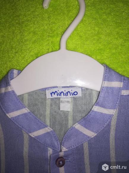 Рубашка-боди новая. Фото 2.