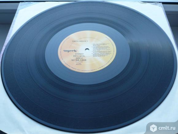 "Грампластинка (винил). Гигант [12"" LP]. David Meece. 7. (P) (C) 1985 Word Inc. Myrrh. MYR R 1208. UK. Фото 8."