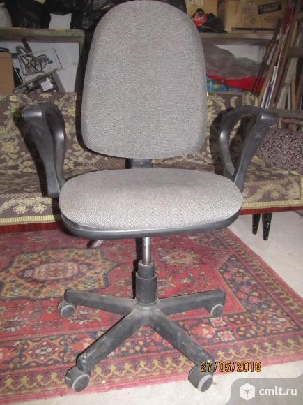 Офисный стул ПРЕСТИЖ. Фото 1.