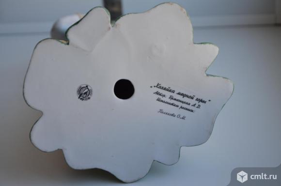 Дулево. Авторская  скульптура Хозяйка Медной горы Сказка Бажов