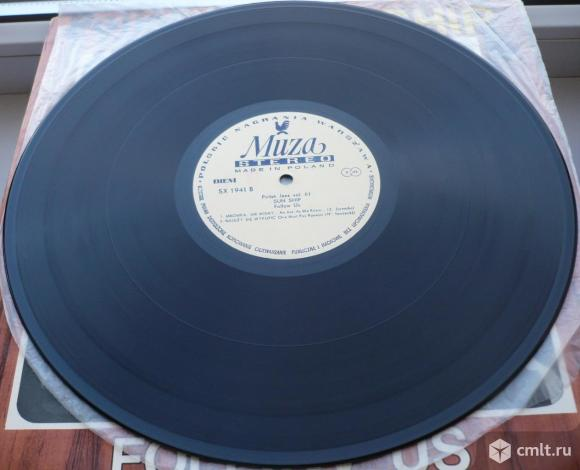 "Грампластинка (винил). Гигант [12"" LP]. Sun Ship. Polish Jazz Vol. 61. Follow Us. 1979. Muza. Poland. Фото 8."