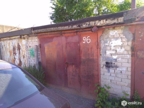 Капитальный гараж Чайка