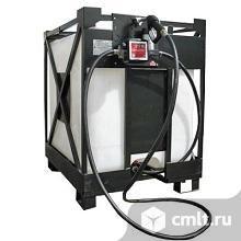 Топливный модуль 980 л.для сельхозтехники. Фото 1.