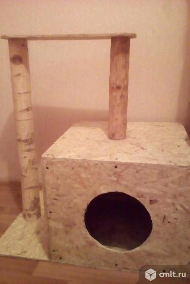 Домик для кошки. Фото 3.