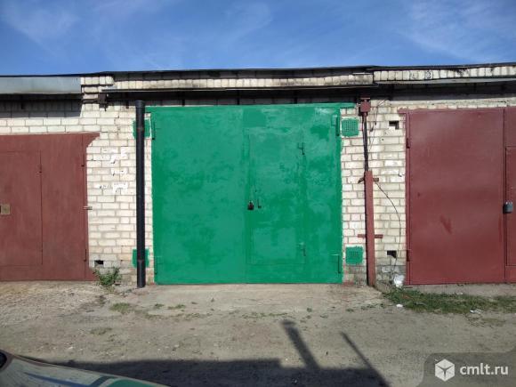 Капитальный гараж 41,1 кв. м Рубин-2