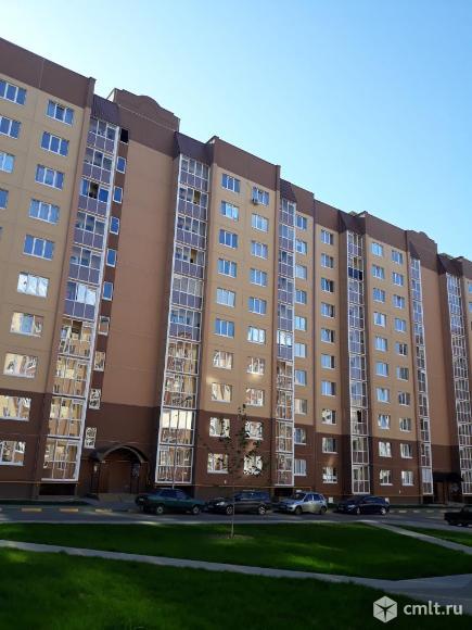 1-комнатная квартира 39,4 кв.м с просторной прихожей в новом доме в Советском районе