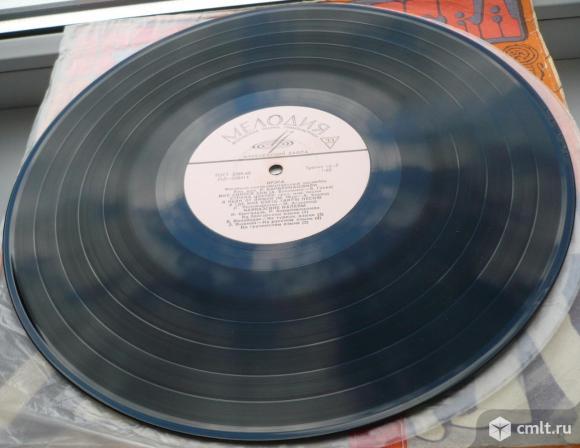 """Грампластинка (винил). Гигант [12"""" LP]. ВИА Орэра. Худ. рук. Р. Бардзимашвили. 1970. 33Д-028413-4.. Фото 7."""