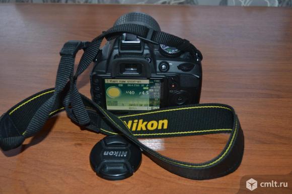 Фотоаппарат цифровой Nikon d3100. Фото 5.