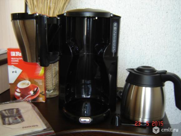Кофеварка Philips c термоколбой